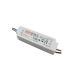 Alimentatore corrente continua 12V 1.67A 20W IP67 - Mean Well LPV-20-12