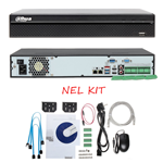 NVR IP 64 canali 12Mp 4k DAHUA - NVR5464-4KS2