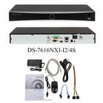 NVR acusense 16CH - Hikvision DS-7616NXI-I2/4S