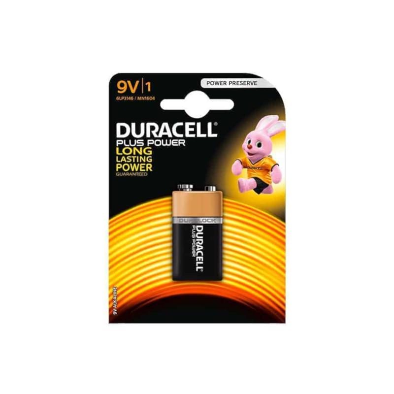 Batteria Transitor 9v B1 Duracell Mn1604