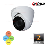 Telecamera mini dome motorizzata 2.8-12mm con audio - Dahua HAC-HDW1230T-Z-A